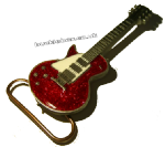 ELECTRIC GUITARS BELT BUCKLES
